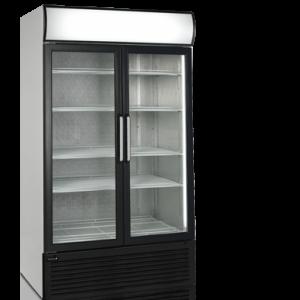 Vitrininis šaldytuvas Tefcold FSC1200H