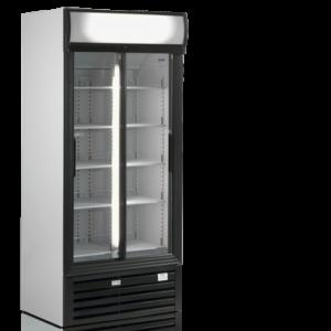Vitrininis šaldytuvas Tefcold SLDG600