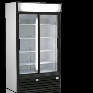 Vitrininis šaldytuvas Tefcold SLDG800