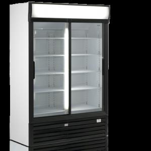 Vitrininis šaldytuvas Tefcold SLDG1000