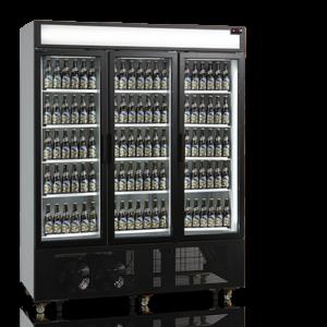 Vitrininis šaldytuvas Tefcold FSC1600H-P