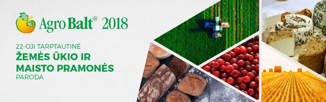 """SRS Gastro – viena iš """"AgroBalt"""" 2018 dalyvių"""